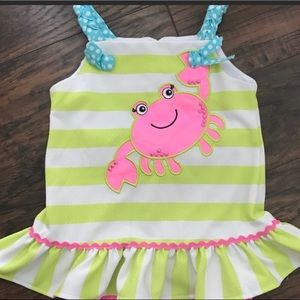 Rare Editions Size 3 Sundress up to 5/6 as top